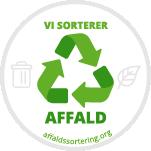 AffaldsSortering badge